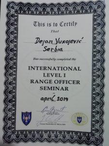 IPSC sudija